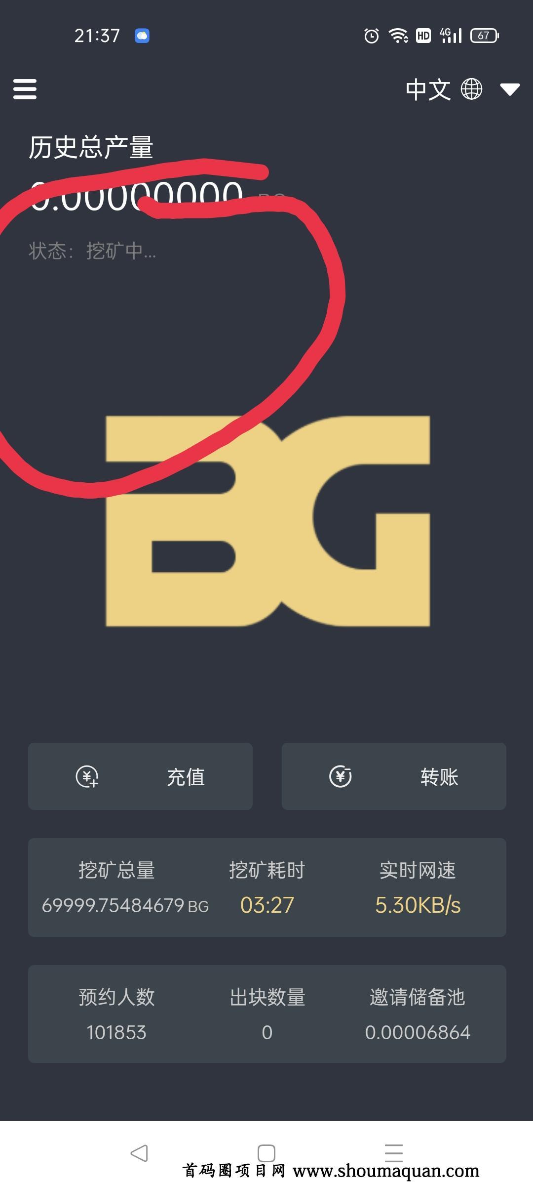 BG正式开挖,一币一万u的零撸
